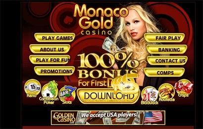 Monaco Gold Casino