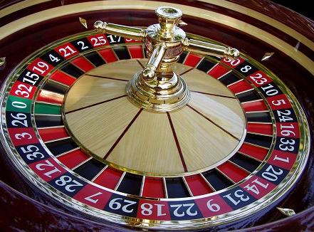 Tipos de apuestas en la ruleta (interiores)