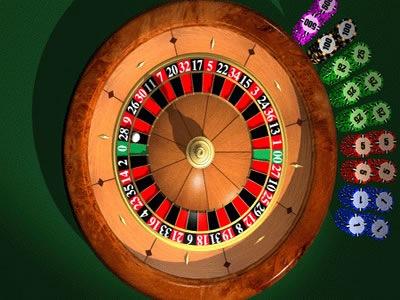 Sistema de 2 líneas en la ruleta