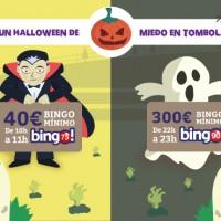 Tombola : Promociones especiales para halloween