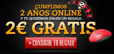 Casino de Barcelona: Bono sin deposito de 2€