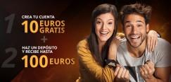 Circus.es : Bono sin deposito de 10€ para jugar a casino