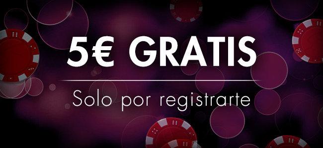 Sportium Casino: Bono sin deposito 5?